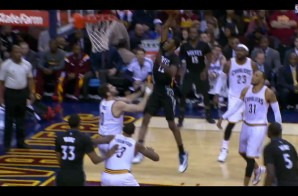 Andrew Wiggins Drops 27 Points In His First Meeting Against The Cleveland Cavs (Video)