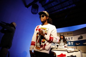 "Ab-Soul Performs ""Stigmata"" At Reebok Classic Coast To Coast event in Los Angeles"