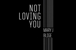 Mary J. Blige – Not Loving You (1 Mic 1 Take Video)