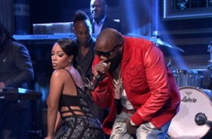 Rick Ross – If They Knew Ft. K. Michelle (Live On The Tonight Show with Jimmy Fallon) (Video)