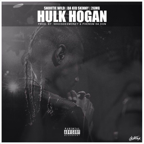 Snootie-Wild-ft-Da-Kid-Skinny-P-2GMG-Hulk-Hogan-Artwork Snootie Wild x Da Kid Skinny P x 2GMG - Hulk Hogan (Prod By DeeMoney & Phenom Da Don)