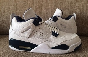 "Air Jordan 4 ""Columbia"" (Photos & Release Info)"