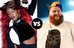 Azealia Banks Calls Action Bronson A Bootleg Ghostface Killah, & Says She Will Flame Him On A Track