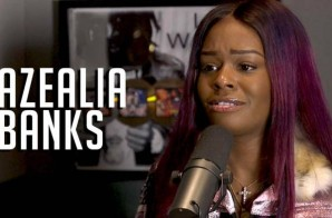 "Azealia Banks Calls T.I. A ""Coon"", Talks White America, Grammys, and More on Hot 97 (Video)"