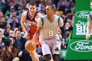 Rajon Rondo's Triple-Double Helps His Boston Celtics Beat The Washington Wizards (Video)