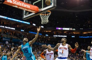 Stung In The Knick Of Time: Kemba Walker's Buzz Beater Defeats Melo & The Knicks (Video)