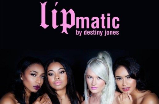 "Nas' Daughter Launches New Makeup Line ""Lipmatic"""