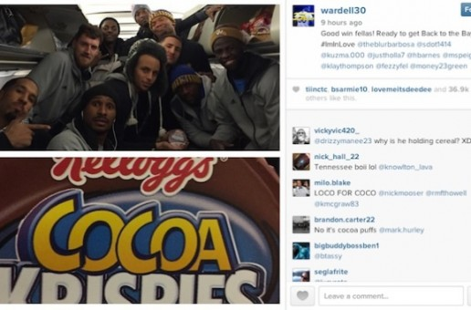 """Free CoCo: Golden State Warriors Banned From Playing """"CoCo"""" After Wins (Photo)"""