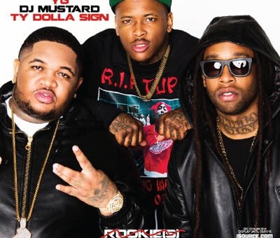 Men Of The Year: YG, DJ Mustard & Ty Dolla $ign Cover The Source Magazine
