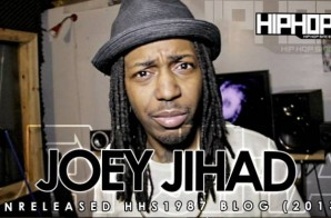 Joey Jihad Unreleased HHS1987 Blog 2013 (Video)