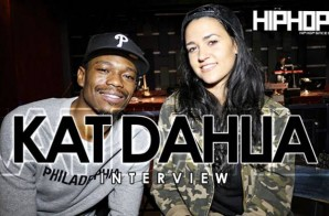 Kat Dahlia Talks Her Return To Music, 'My Garden' Album, & More with HHS1987 (Video)
