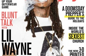 Lil Wayne Covers Nylon Magazine