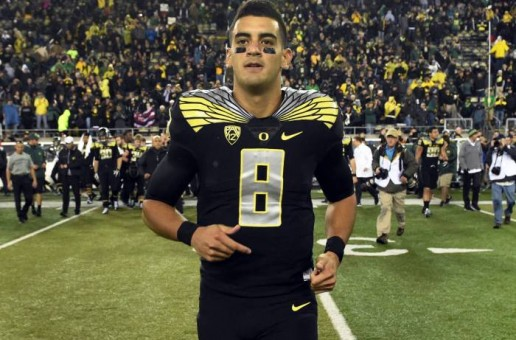Will Marcus Mariota's Heisman Season End With A National Championship?