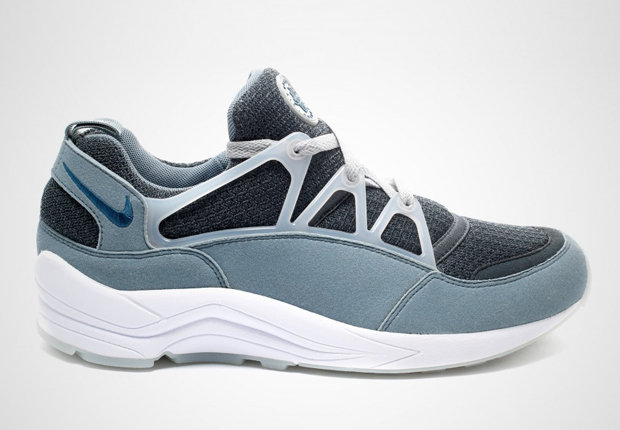 nike-air-huarache-light-blue-grey-2 Nike Air Huarache Light (Blue, Grey & White) (Photo)