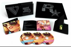 Rockstar Games & Mass Appeal Records Release GTA V Limited Edition Soundtrack Box Set