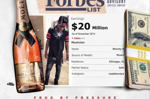 Shorty K – Forbes List