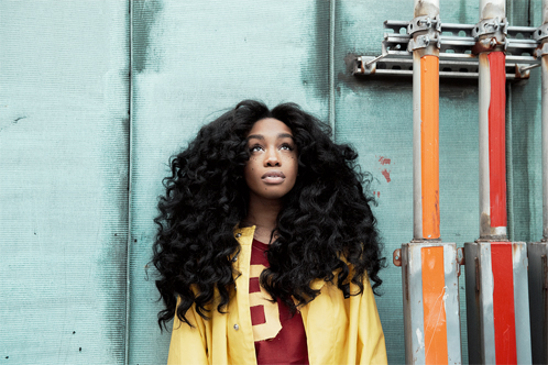 sza-vogue SZA Talks New Music And More On Nitecap