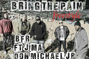 BFR – Bring The Pain (Cypher) (Video)