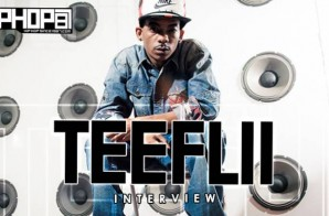 "TeeFLii Talks ""24 Hours"", His Debut Album ""Starr"", Working With DJ Mustard & More With HHS1987 (Video)"