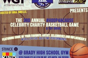 We Got This Ent, AEBL & Streetz945 Present: The 3rd Annual #Hoop4aCause Celebrity Charity Basketball Game & Toy Drive