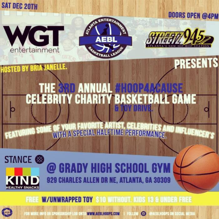 unnamed-31 We Got This Ent, AEBL & Streetz945 Present: The 3rd Annual #Hoop4aCause Celebrity Charity Basketball Game & Toy Drive