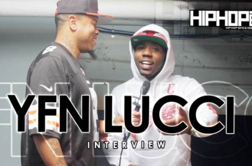 "YFN Lucci Talks His New Project ""Wish Me Well"", Signing With T.I.G., Plans For 2015 & More With HHS1987 (Video)"