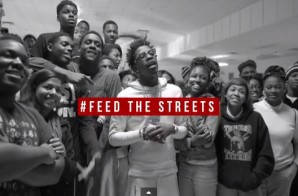 Rich Homie Quan Feeds The Streets Of Atlanta For Thanksgiving (Video)