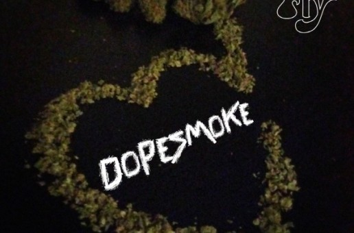 CJ Fly – Dope Smoke (CoCo Freestyle)