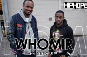 WhoMir Talks His Start, How He Got His Buzz, Philly Entertainers Working Together & More (Video)
