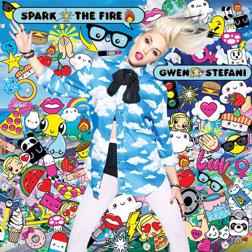 zhWuz8P-1 Gwen Stefani - Spark The Fire (Video)