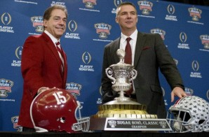 2015 Sugar Bowl: (4) Ohio State Buckeyes vs. (1) Alabama Crimson Tide (Predictions)