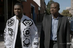 50 Cent Releases The Trailer To The Second Season Of His TV Show 'Power' (Video)