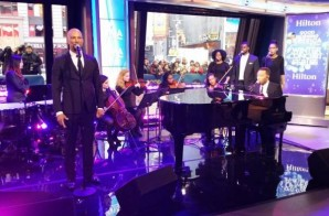 "Common and John Legend Perform ""Glory"" During Good Morning America's ""Winter Concert Series"" (Video)"