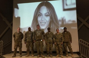 Jay-Z & Beyoncé Send U.S. Troops A Special Thank You On NYE (Video)