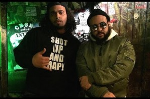 Chris Rivers & Bodega Bamz – LAX To JFK Cypher (Video)