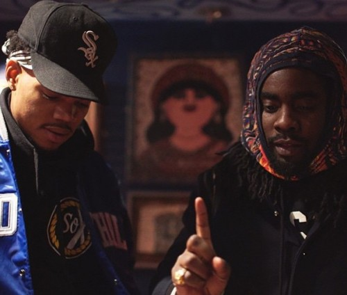 Wale On Chill Feat Jeremih: Chance The Rapper Joins Wale In Chicago For 'Friendship
