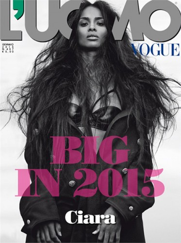 Ciara_LUomo_Vogue-373x500 Ciara Covers L'Uomo Vogue (Photos)