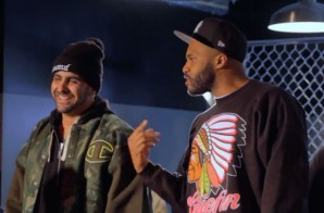 Dizaster & Math Hoffa Agree To Boxing Match