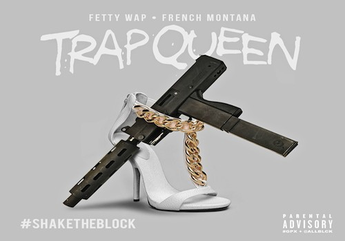 Fetty_Wap_Trap_Queen-1-500x350 Fetty Wap - Trap Queen ft. French Montana (Remix)