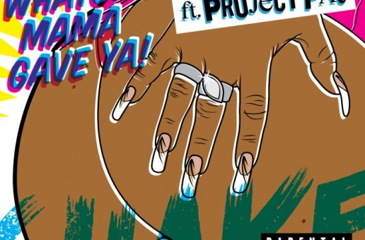 JoeTex – Shake Whatcha Mama Gave Ya Feat. Project Pat