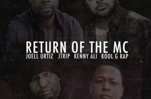Kenny Ali – Return Of The MC Ft. Joell Ortiz, Kool G Rap & Jtrip