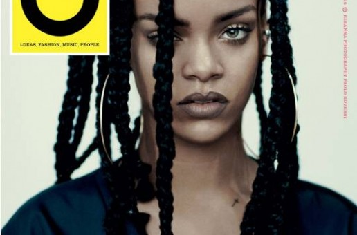 Rihanna Covers i-D Magazine (Photos)