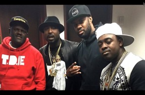 "Young Buck Talks Working With 50 Cent, ""The Beast Is G-Unit"" EP & More With V-103's Greg Street (Video)"