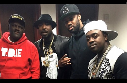 """Young Buck Talks Working With 50 Cent, """"The Beast Is G-Unit"""" EP & More With V-103's Greg Street (Video)"""