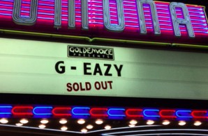 Watch G-Eazy Perform Live At The Fox Theater For 'The Bay To The Universe' Tour! (Video)