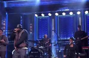 Ghostface Killah – Love Don't Live Here No More (Live On Jimmy Fallon) (Video)
