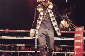 "Fabolous Performs ""Lituation"" At Roc Nation's Throne Boxing Match (Video)"