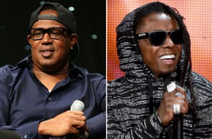 Will Lil Wayne Join Master P's No Limit Records? (Video)