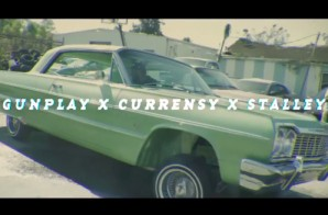 Don Logan – Chain Smokin' Ft. Curren$y & Stalley (Video)