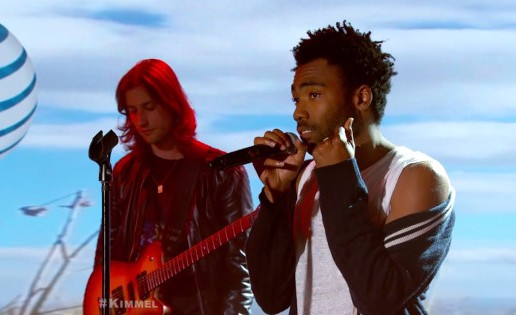 Childish Gambino – Sober / 3005 (Live On Jimmy Kimmel) (Video)